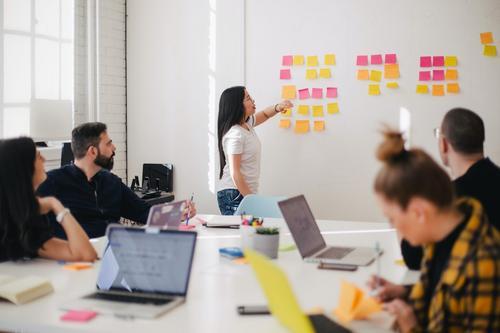 Como engajar em reuniões que exigem criatividade?
